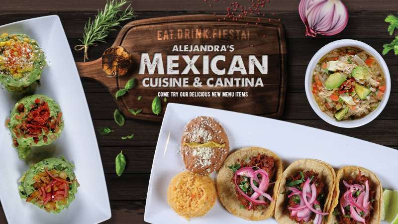 Alejandra's Mexican Cantina and Restaurant