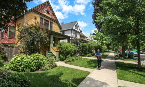 Chicago Access – Oak Park Stay
