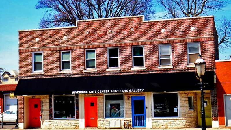 Riverside Arts Center + Freeark Gallery