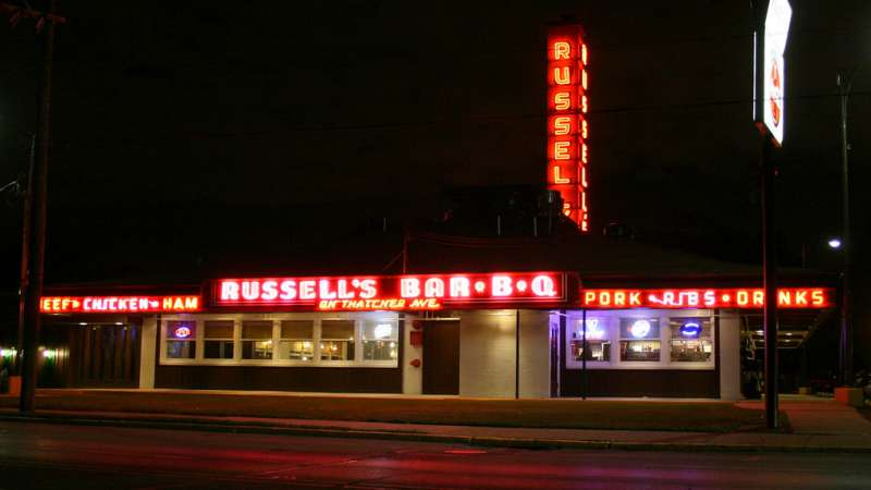 Russell's Barbeque