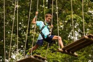GoApe Treetop Adventure & Zipline Course