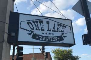 One Lake Brewing