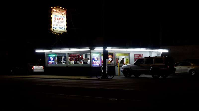 Micky's Drive-In