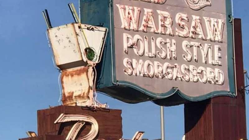 Sawa's Old Warsaw